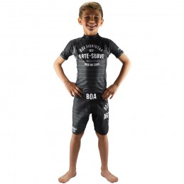Fightshort enfant Jogo no chão - Noir | competition