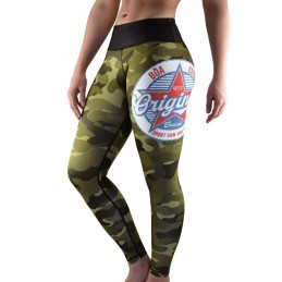 Leggings Donna Original Grappling-Nogi | Bōa Fightwear
