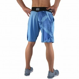 Bõa Training Short MA-8R Hellblaue | für die Fitness