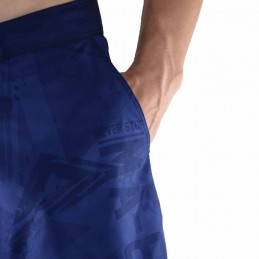 Bõa Training Short MA-8R Blaue | Sporthalle
