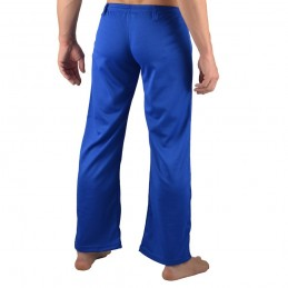 Pantalon de Capoeira homme Estilo - Bleu | la roda