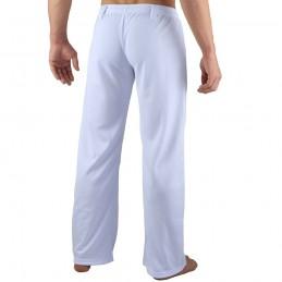 Pantalon de Capoeira homme Estilo - Blanc | la roda