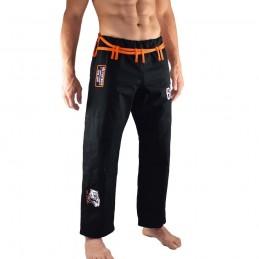 Pantalon de Luta Livre homme - Noir | sports de combat