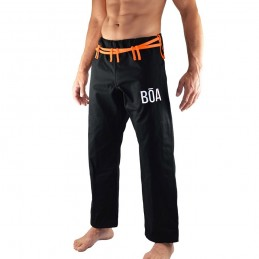 Luta Livre Pant - Martials Arts - Black - Bōa Fightwear