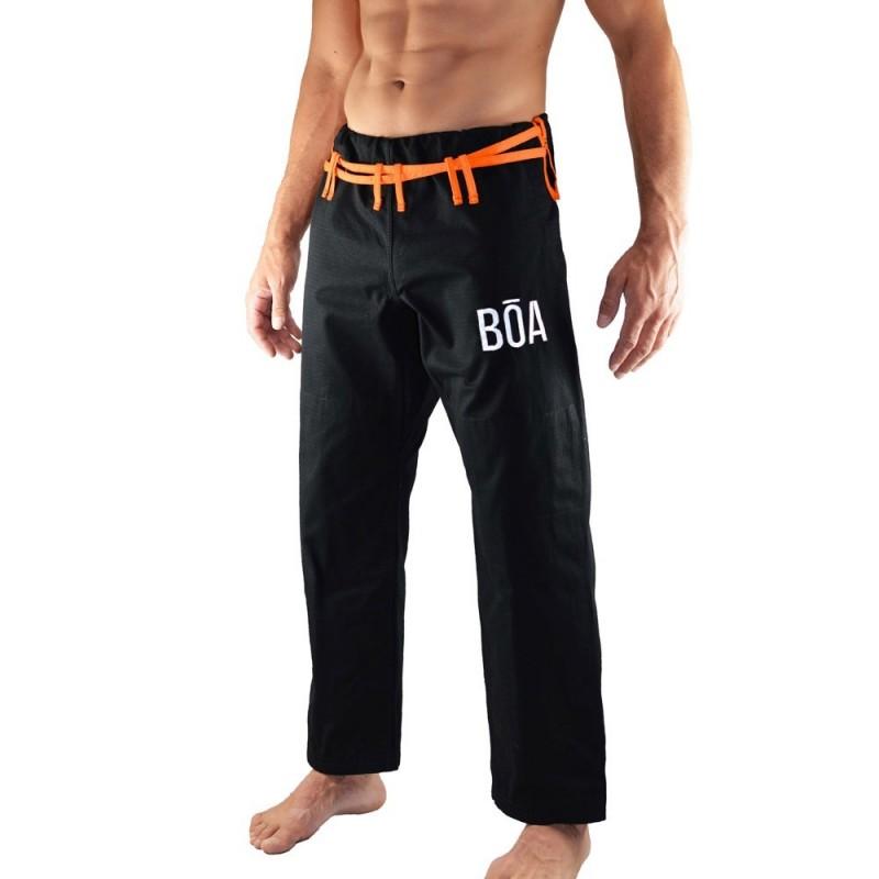 Luta Livre Pantaloni Bõa LL Nero