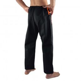 Pantalon de Luta Livre homme - Noir | idéal pour le combat