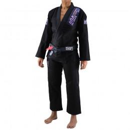 Kimono de JJB femme Superando - Noir | arts martiaux