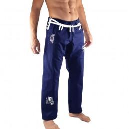 Pantalon de Luta Livre homme - Bleu | sports de combat