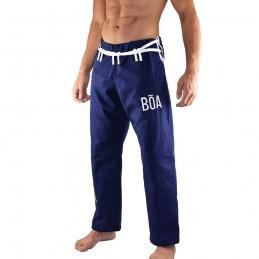 Calcas de Luta Livre Bõa Esportiva Azul