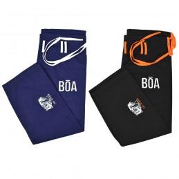 брюки борьба Boa LL синий