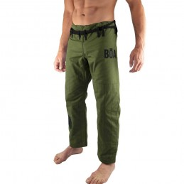 Luta Livre Pantalones Bõa - Caqui | artes marciales