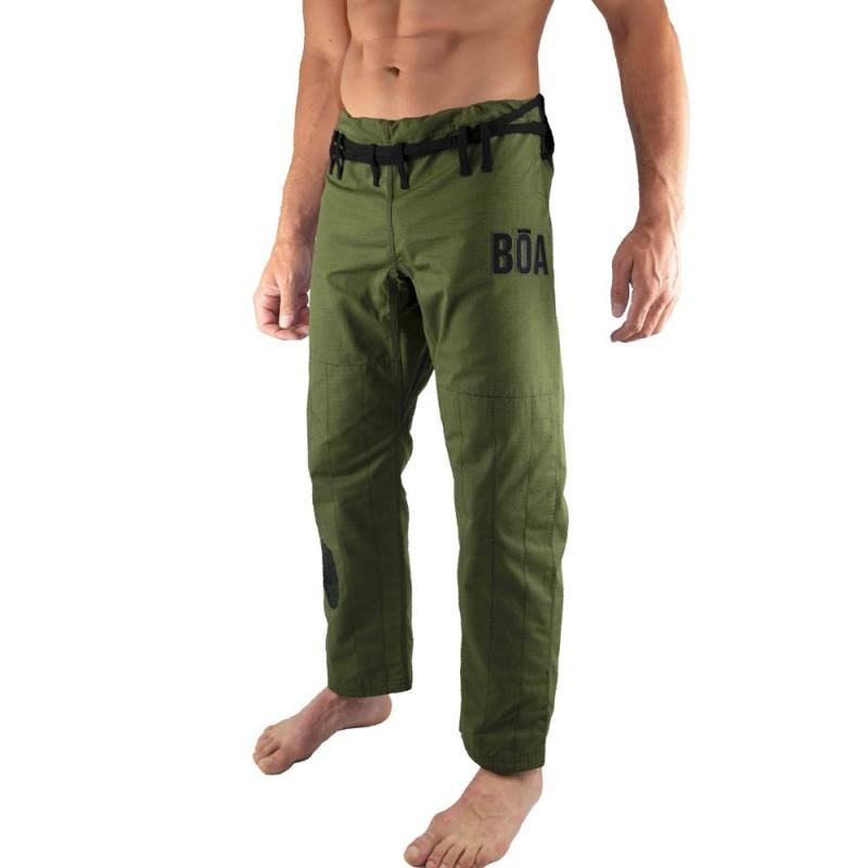Pantalon de Luta Livre homme - Kaki | arts martiaux