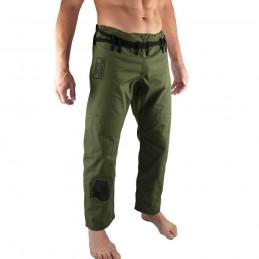 Pantalon de Luta Livre homme - Kaki | sports de combat