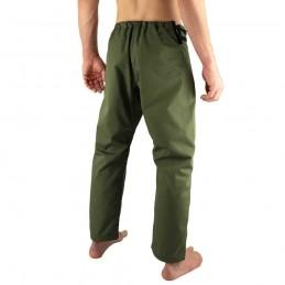 Pantalon de Luta Livre homme - Kaki | idéal pour le combat
