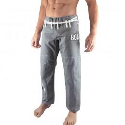 Luta Livre Pantalones Bõa - Gris | artes marciales
