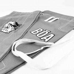 Luta Livre Pantalones Bõa - Gris | Boa