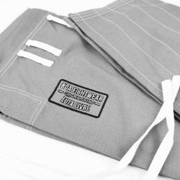 Pantalon de Luta Livre homme - Gris | pour les clubs sur tatamis