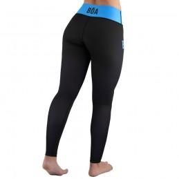 Leggings Mujer Bõa Estilo De Vida - Azul | para correr