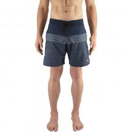 "Boardshorts Bõa Summer Jeans 17"" - Azul"