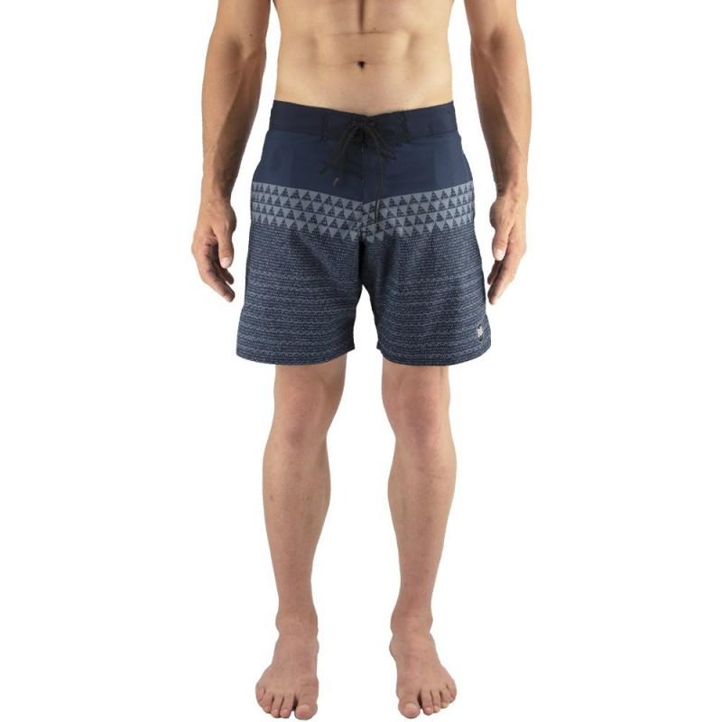 """Boardshorts Bõa Summer Jeans 17"""" - Blu"""