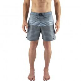 "Boardshorts Bõa Summer Jeans 17"" - Luz Verde"