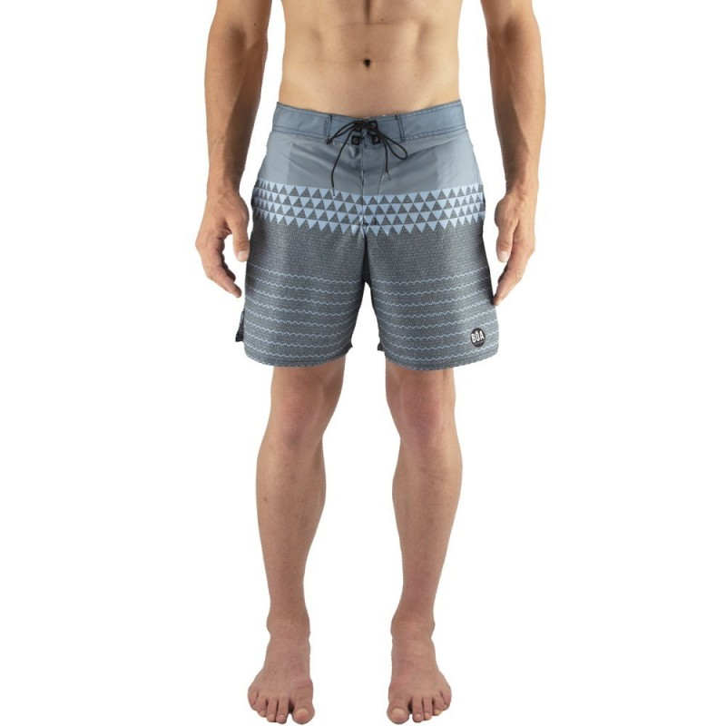 "Boardshorts Bõa Summer Jeans 17"" - Light Green"