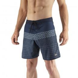 "Boardshorts Bõa Summer Jeans 17"" - Blau | Baden"