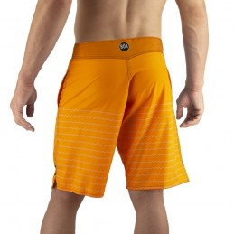 "Boardshorts Bõa Estilo 19"" - Orange 