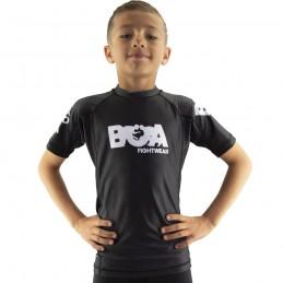 Rashguard de grappling Progresso enfants - Bōa Fightwear