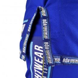 Bjj Gi Kimono Bõa MA-8R Mujer - Azul | deportes de combate