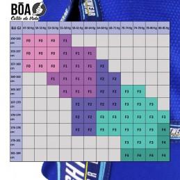 Bõa Bjj Gi MA-8R Women - Blue