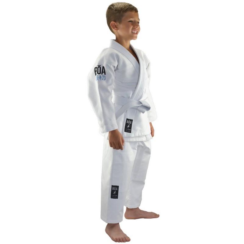 Bõa Judo GI Saisho Weiß 2.0 | für Judoka