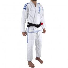 Bjj Gi Kimono Bõa MA-8R - Blanco | artes marciales