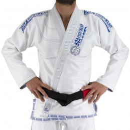 Kimono de JJB homme MA-8R - Blanc | un kimono pour les clubs de jiu-jitsu bresilien