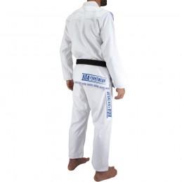 BJJ GI MA-8R - weiß  - Kampfsportarten