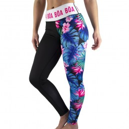 Leggings Donna Bõa Maneira - Rosa