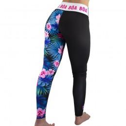 Leggings Mujer Bõa Maneira - rosa | para fitness