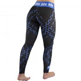 Legging femme Essencia - Bleu | pour les entrainements