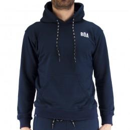 Sudadera con Capucha Bõa Esportes - Azul | ropa deportiva