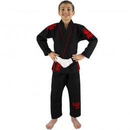 Mata leão - Kimono de JJB premium pour les enfants - Bōa Fightwear