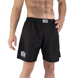 Pantalones mma Bõa Deslumbrante - Negro | para deportes
