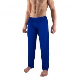 Bõa Capoeira Herrenhose Arte-Fit - Blau | berimbau