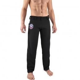 Pantalon de Capoeira Bõa Arte-Fit - Noir