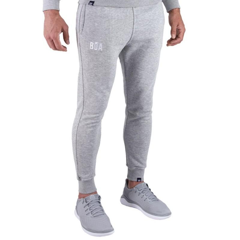 Pantaloni Sportivi Bõa Uomo Esportes - Grigio