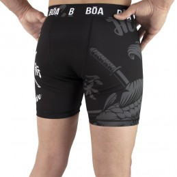 Short de compression homme Arte Suave | arts martiaux