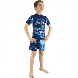 Rio - Ensemble de Grappling pour les enfants - Bōa Fightwear