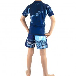 Kampfanzug kind Nogi |Rio de Janeiro - Kampfkunst
