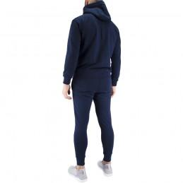 Sporttrainingsanzug Bõa Esportes - Blau  - Sportbekleidung