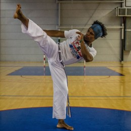 Custom Capoeira pants