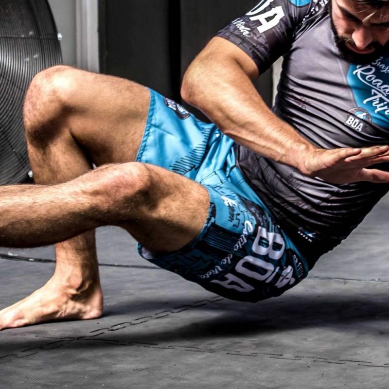 Calções de MMA personalizados